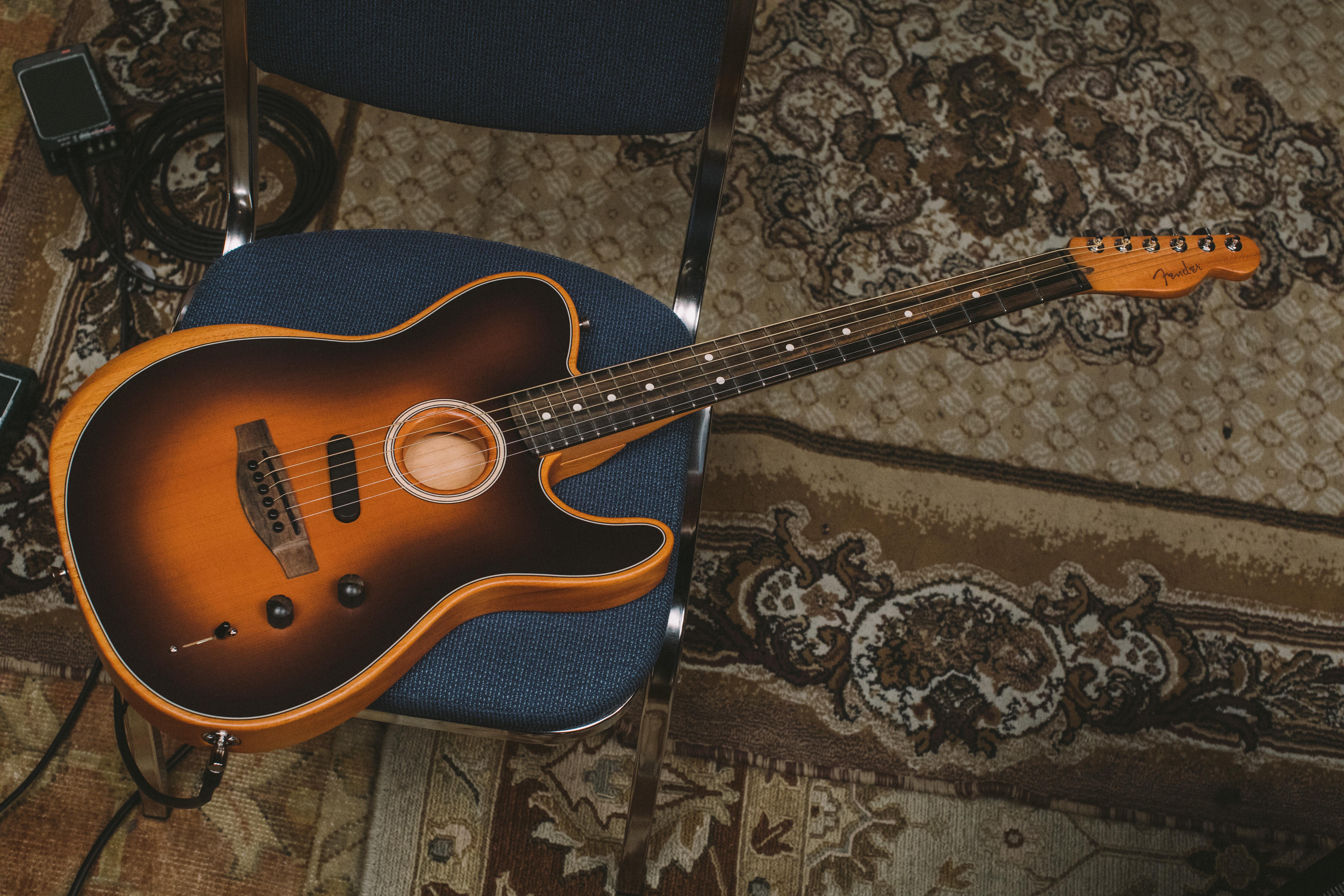 The New Fender American Acoustasonic Telecaster - Full Review