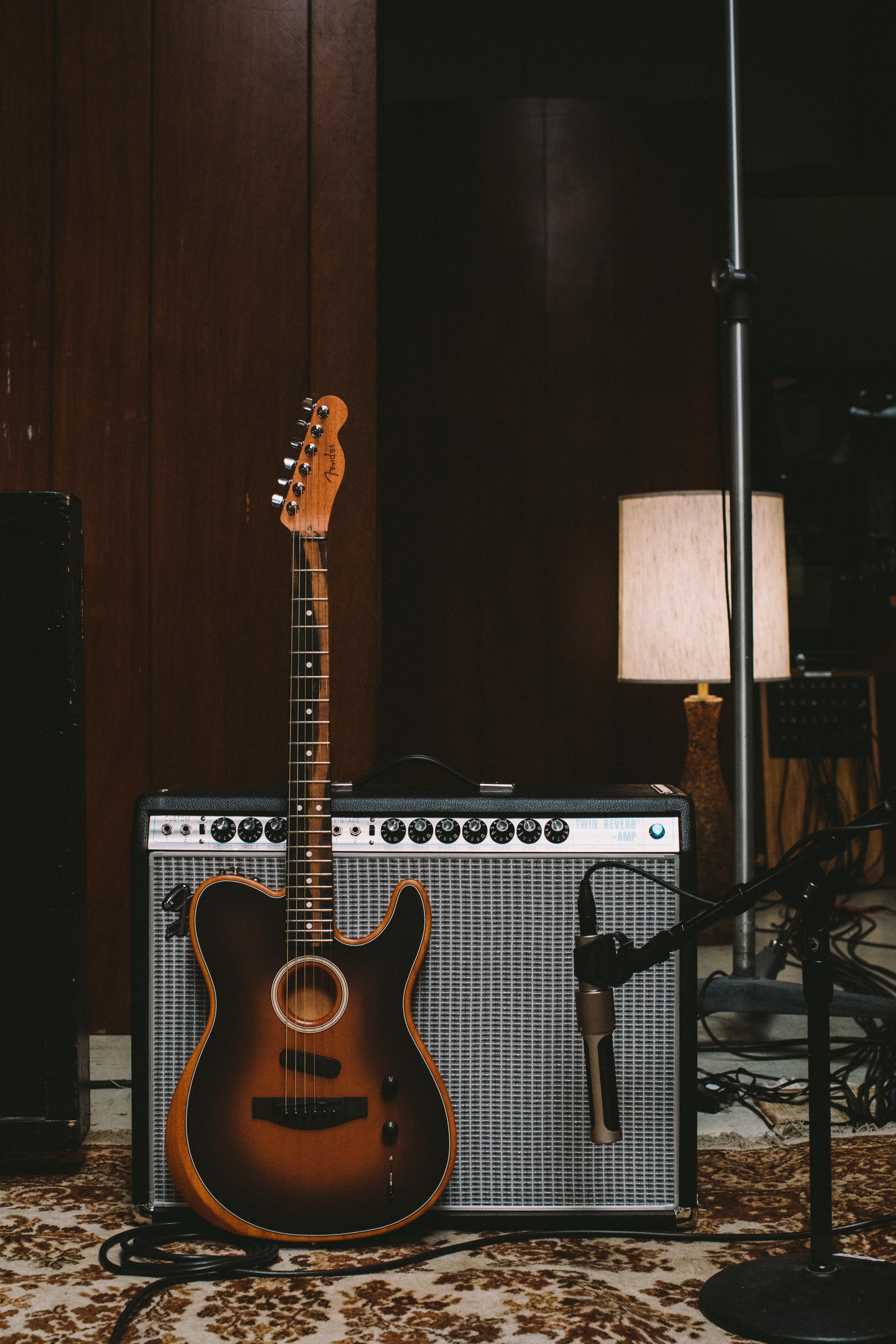 The New Fender American Acoustasonic Telecaster - Full